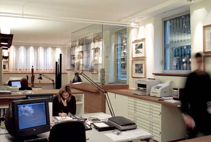 architectural office renovation via marsala milan i